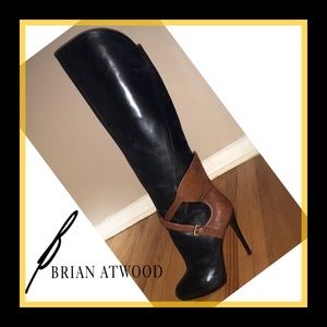Falcon Boot by Brian Atwood